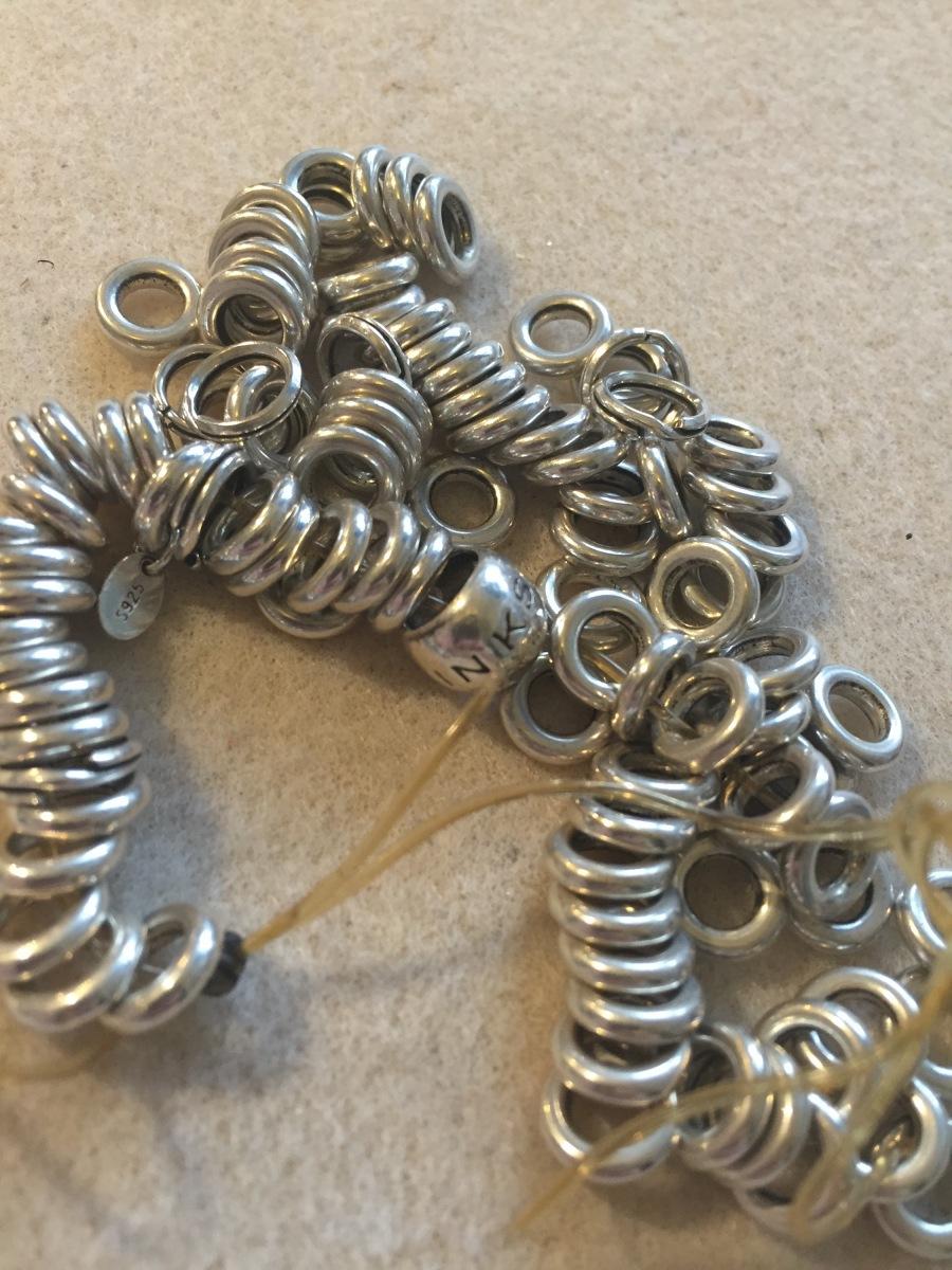 Sweetie Bracelet Split Rings